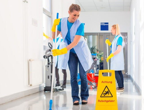 Commercial Cleaning for the COVID Era