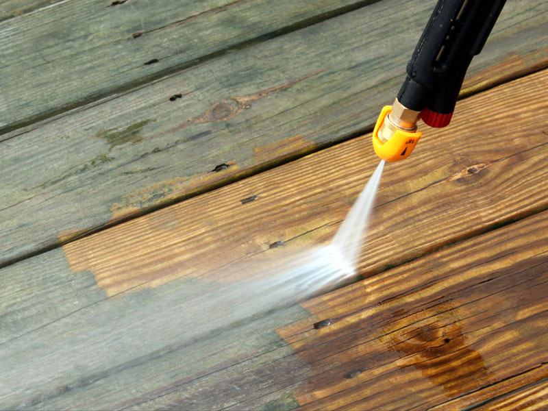 Collingwood pressure washing and window cleaning services