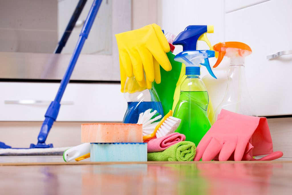 House cleaning services for Collingwood and The Blue Mountains