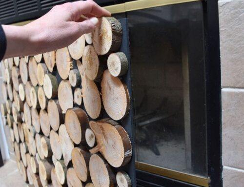 Quick Improvements for Your Wood Fireplace