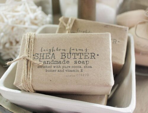 Custom, Branded Soap for Your AirBnB