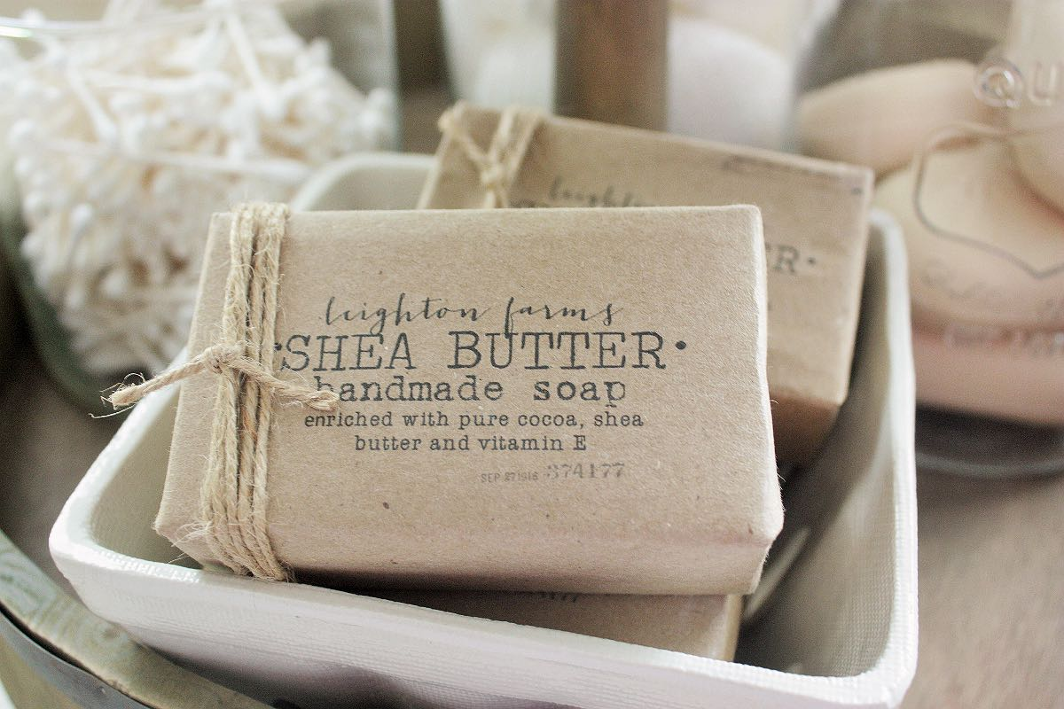 Custom soap for your AirBnb in Blue Mountains and Wasaga Beach